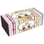 Конфеты Deshare шоколадные с начинкой пралине ассорти, 240г
