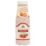 Йогурт питьевой Б.Ю. Александров клубника, 1.5%, 290г