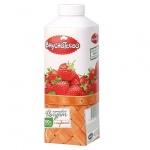 Йогурт питьевой Вкуснотеево 1.5% клубника, 750г