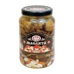 Грибные консервы Скатерть-Самобранка маслята маринованные, 1600 г
