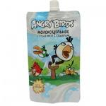 Молоко сгущенное Angry Birds 8.5% 220г, мягкая упаковка