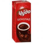 Молочный коктейль Чудо 3% шоколад, 200г