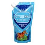 Молоко сгущенное Союзконсервмолоко 8.5% 270г, мягкая упаковка