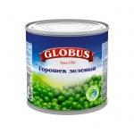 Зеленый горошек Globus нежный, 425г