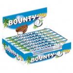 Батончик шоколадный Bounty трио, 24шт х 82.5г