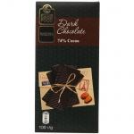 Шоколад Fine Food Finestro горький 74% какао, 100г