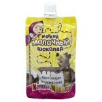 Молоко сгущенное Маша И Медведь 8.5% 270г, с молочным шоколадом, мягкая упаковка