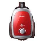 Пылесос с контейнером Samsung SC-4752V32 2000Вт, красный