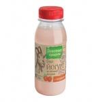Йогурт питьевой Полезные Продукты 4.5% земляника, 230г