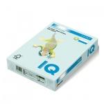 Цветная бумага для принтера Iq Color светло-голубая, А4, 100 листов, 80г/м2, BL29