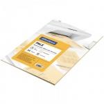 Цветная бумага для принтера Office Space pale оранжевая, А4, 500 листов, 80 г/м2