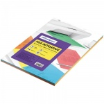 Цветная бумага для принтера Office Space intensive mix 5 цветов, А4, 100 листов, 80 г/м2