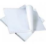 Перфорированная бумага Starless 420х305мм, белизна 96%CIE, 1600шт, с неотрывной перфорацией