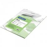 Цветная бумага для принтера Office Space pale зеленая, А4, 50 листов, 80 г/м2