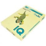 Цветная бумага для принтера Iq Color канареечно-желтая, А4, 500 листов, 80г/м2, CY39