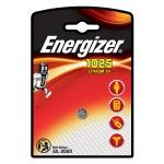 Батарейка Energizer CR1025 PIP1, литиевая