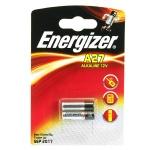 Батарейка Energizer A27, алкалиновая, 2шт/уп
