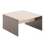Стол письменный Skyland Xten X2CT 169.2, двойной, 1600х1810х750мм, береза норд/рено