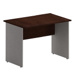 Стол письменный Skyland Imago СП-3, венге/металлик, 1400х720х755мм
