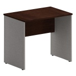 Стол письменный Skyland Imago СП-3.1, венге/металлик, 1400х600х755мм