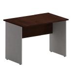 Стол письменный Skyland Imago СП-4, венге/металлик, 1600х720х755мм