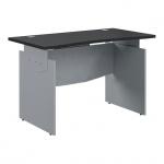 Стол письменный Skyland Offix 1/X12, венге/металлик, 1400х700х760мм
