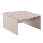 Стол письменный Skyland Xten X2CT 149.3, двойной, 1400х1810х750мм, дуб сонома
