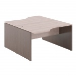 Стол письменный Skyland Xten X2CET 169.2, двойной, дуб сонома/рено, 1600х1810х750мм