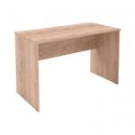 Стол письменный Skyland Simple S-1400, дуб сонома светлый, 1400х600х760мм