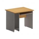 Стол компьютерный Skyland Imago СК-1, клен/металлик, 900х720х755мм