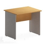 Стол письменный Skyland Imago СП-1, 900х720х755мм, клён/металлик
