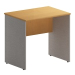 Стол письменный Skyland Imago СП-1.1, клён/металлик