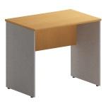 Стол письменный Skyland Imago СП-3.1, клен/металлик, 1400х600х755мм