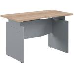 Стол письменный Skyland Offix 1/X22, клён/металлик, 1800х800х760мм
