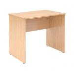 Стол письменный Skyland Simple S-900, легно светлый, 900х600х760мм