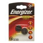 Батарейка Energizer CR2032, литиевая, 2шт/уп