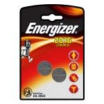 Батарейка Energizer CR2016, литиевая, 2шт/уп