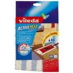 Насадка для швабры моп Vileda Active Max 41х16см, универсальная