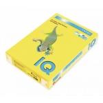 Цветная бумага для принтера Iq Color горчичная, А4, 500 листов, 80г/м2, IG50