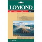 Фотобумага для струйных принтеров Lomond A5, 50 листов, 230г/м2, глянцевая, 102070