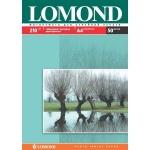 Фотобумага для струйных принтеров Lomond А4, 50 листов, 210 г/м2, глянц/мат., двусторонняя, 102021
