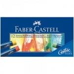 Пастель художественная Faber-Castell Studio quality, масляная, 12 цветов