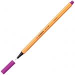 Ручка капиллярная Stabilo Point, 0.4мм, сиреневый