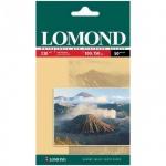 Фотобумага для струйных принтеров Lomond А6, 50 листов, 230г/м2, глянцевая, 102035