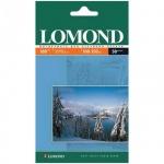 Фотобумага для струйных принтеров Lomond А6, 50 листов, 180г/м2, матовая, 102063