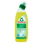 Чистящее средство для унитаза Frosch 750мл, лимон, гель