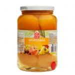 Консервированные фрукты Fine Life фруктовое ассорти, 1650г