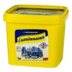 Кулинарный жир Скандинавия Топленое 99.7%, 1кг