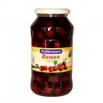Консервированные ягоды Stollenwerk вишня без косточек, 720мл