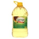 Масло растительное Затея рафинированное дезодорированное, 5л